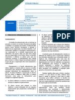 Administração Pública - Apostila 2013