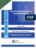 Guia de Uso de Agroquimicos 2011