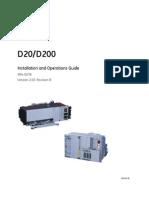 994-0078 D20 D200 Installation Operations Guide V200R8 (1)