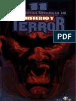 Misterio y Terror 11
