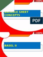 Balance Sheet Concepts