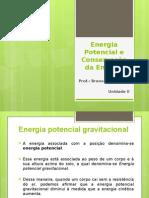 Energia Potencial e Conservação Da Energia (1)