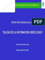 HIDROLOGIA colombia