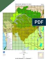 Carte Climat RDC.