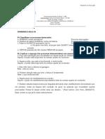 ATIVIDADE 10- Morfologia