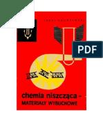 Smurzyński, Jerzy - Chemia Niszcząca – 1963 (Zorg)