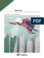 Informe Transparencia Fundaciones 2014