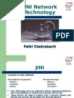 Chakrabarti Palki - Jini Network Technology
