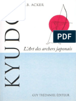 Acker William R. B. - Kyudo