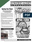 HRWF Redwood Alert April 2015