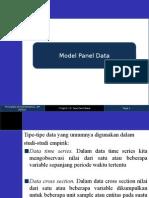 Ekonomi-Pelatihan Panel Data