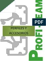 Catalogo Perfiles y Accesorios
