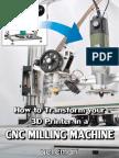 Usermanual k8200 Cnc Milling