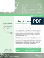 capicity building series pedagogical doc