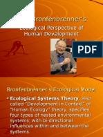Urie Bronfenbrenner's