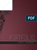 Jamie Murray- Design Portfolio