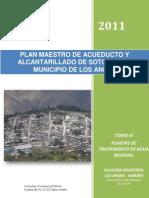 Plan Maestro AA - PTAR