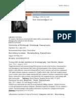 alaina smith resume