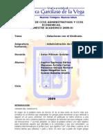 Facultad de Ccss Administrativas y Ccss Economicas.