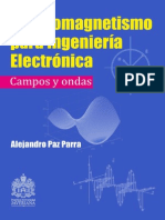 Electromagnetismo Para Ingeniería Electrónica