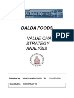 DALDA FOODS Value Chain.docx