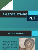 Tema Paleocristiano