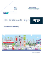 IGM Perfil Del Adolescente y Joven 2012
