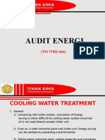 Audit Energi Cooling System