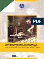 Emprendimiento Economicos