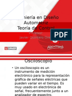 Clase 13 Osciloscopio