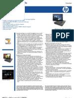 HP TouchSmart Tx2-1380la