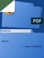 Introdução História