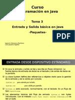 9786071506184 Joyanes Programacion en Java 6 t03 Entrada Salida Paquetes