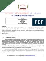 Laboratorios virtuales, Vazquez Salas