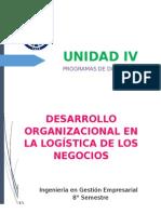 Unidad 4 Programas de DO