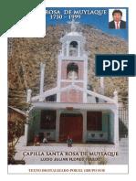 Santa Rosa de Muylaque 1750-1999 | Lucio Julián Flores Toledo