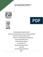 Unidad 1, Antecedentes México 1810-1917