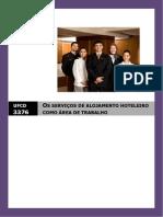 Indice Manual Ufcd 3376 - Sahat