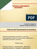 -Historia Pensamiento Económico