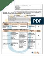 Rubrica de Evaluacion Curso 90004 2015logica