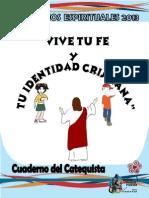 2 Catequistas Ejercicios 2013