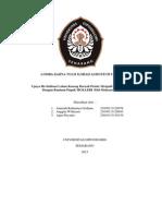 Annizah r Gerhana Universitas Diponegoro Upaya Revitalisasi Lahan Kosong Daerah Pesisir Menjadi Daerah Pertanian Dengan Bantuan Pupuk Molleri (Mol Molasses(1)