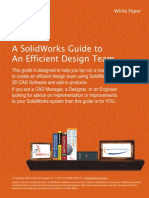 SolidWorks Guide Efficient Team