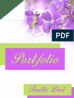 Tenille's Portfolio