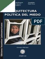 Arquitectura Política de Miedo