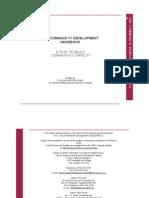 Community Development Handbook