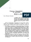 """Manuela C. Da Cunha e Eduardo Viveiros de Castros, """"Vingança e Temporalidade Os Tupinambás"""", Anuário Antropológico 85, Rio de Janeiro, Tempo"""