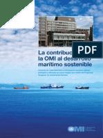 La Contribucion de La Omi Al Desarrollo Maritimo Sostenible