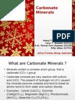 249137946 Mineral Karbonat