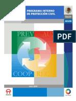 Programa Interno Protección Civil
